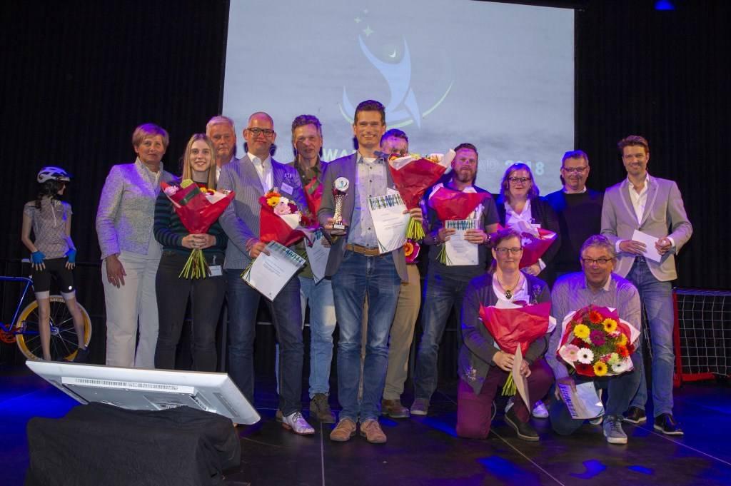 Nominatie Frans van Brederode als sportvrijwilliger
